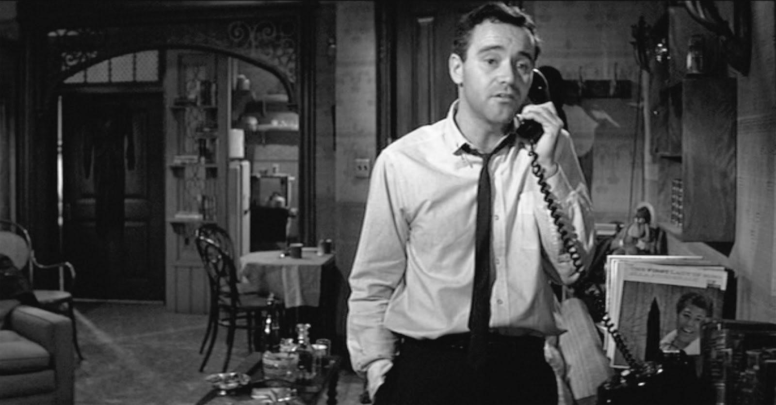 Depression and Suicide in Billy Wilder's The Apartment – Flip Screen