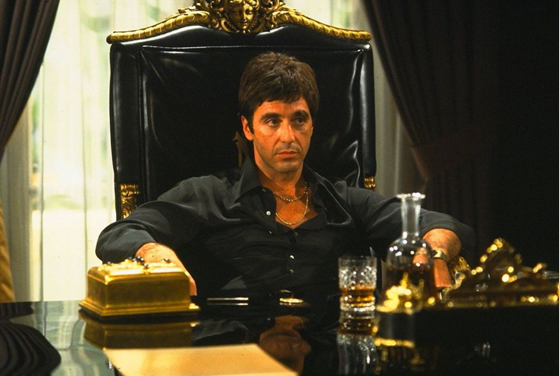 Paradise Lost: The Rise and Fall of Tony Montana in 'Scarface' (1983) –  Flip Screen