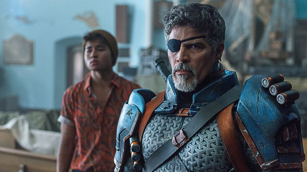 Review Season Two Of Titans Fails To Flip The Script And Lacks Novelty Flip Screen I like chelsea zhang and esai morales, but this is where i do have a complaint. review season two of titans fails to