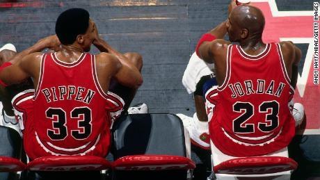 The last dance Chicago bulls basketball documentary Michael Jordan Scottie Pippen