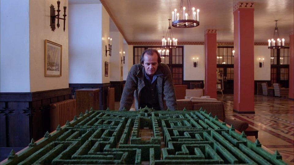 jack over maze