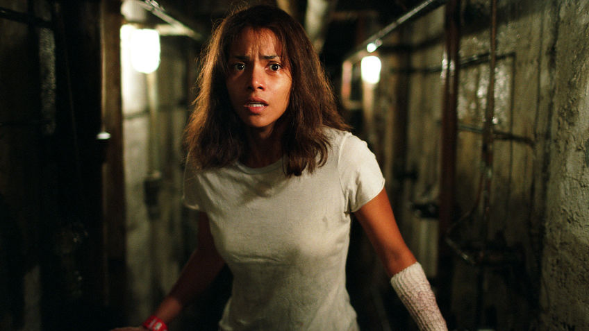 A movie still of Halle Berry as Miranda Grey from the 2003 film Gothika.