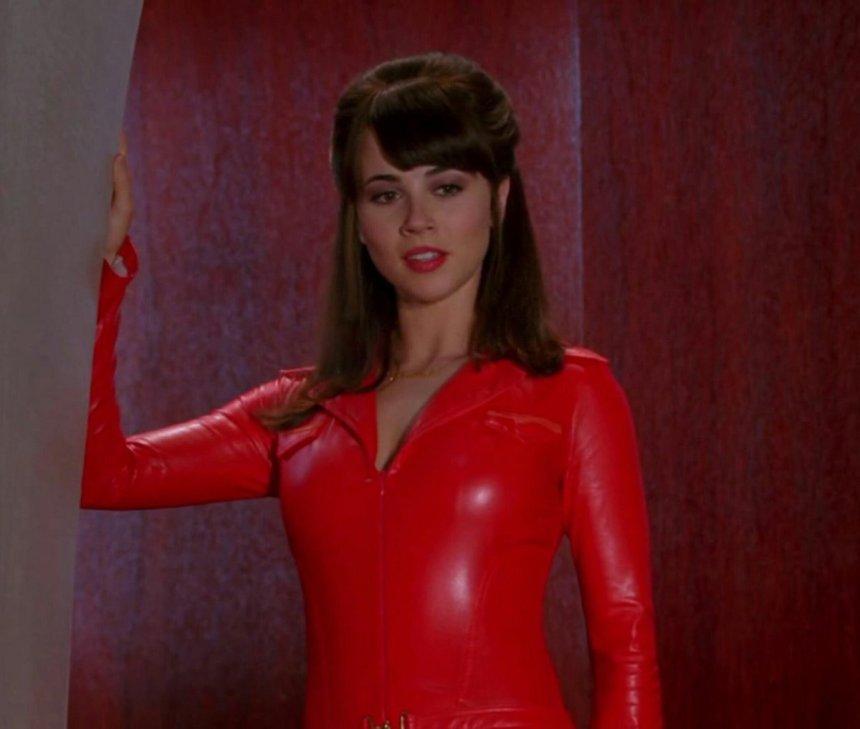 Velma after her makeover. Image courtesy of Warner Bros.