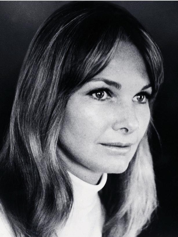 A close-up of Barbara Loden