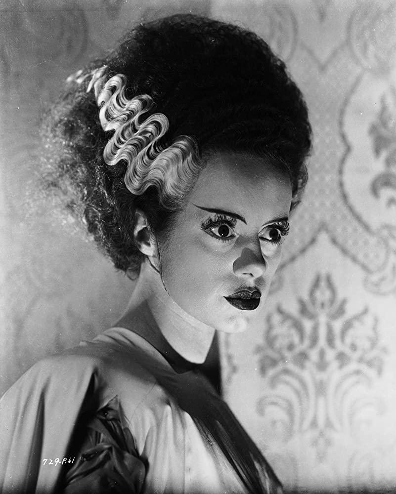 Elsa Lancaster as The Bride